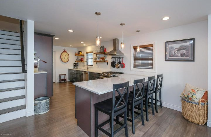 fully remodeled lake house in Portage